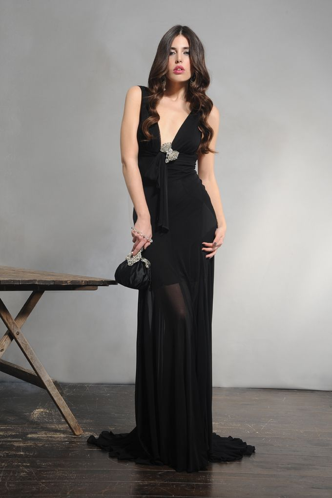 Evening dress top designers fashion