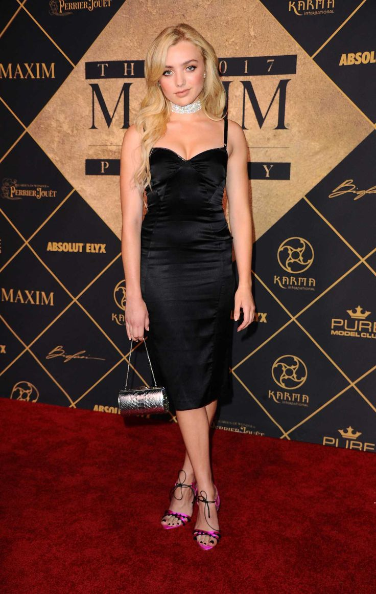 Peyton R. List – The Maxim Hot 100 event in Hollywood on June 24
