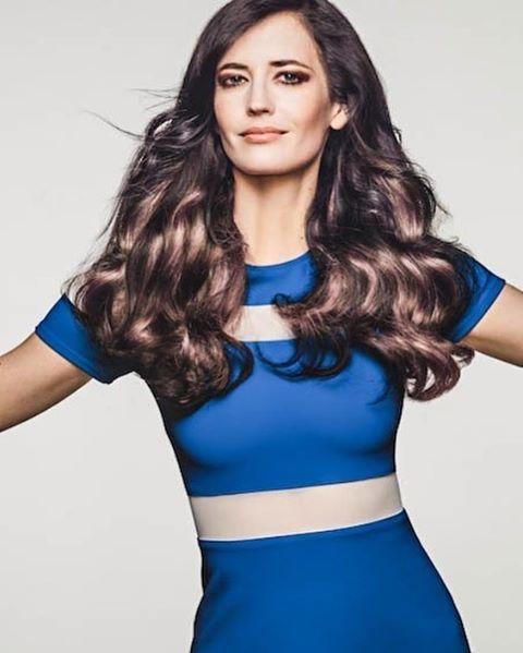 Eva for L'Oréal Professionnel Pro Fiber #evagreen #lorealpro