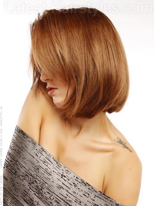 17 Best Medium Length Hair Styles Images On Pinterest