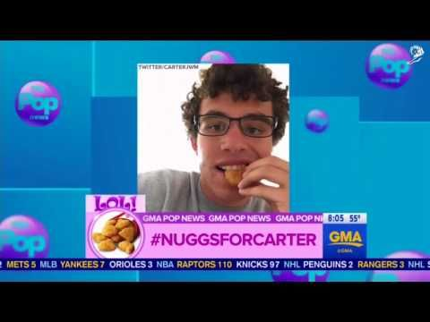 #NUGGSFORCARTER - WENDY´S - YouTube