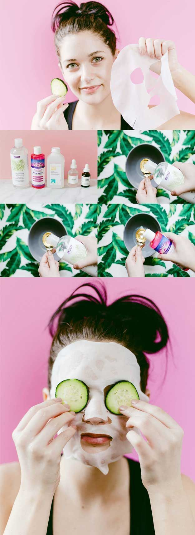 Best Beauty Tips For Your 60s - DIY Hydrating Sheet Mask - Healtyh Skin Care Tips For Older Women To Look Fabulous At Every Age. Best Skincare Routine For Your 60s And Beyond. Skin Care Advice And Beauty Routine For Older Women. Beauty Changes To Make in Your 60s And The Best Makeup For Over 60 Skin. Skin Care Products Like Moisturizer, Night Cream, And Eye Cream To Vanish Wrinkles And Look Younger. The Best Beauty Tips For Older Women To Help With Aging Gracefully, Dealing with Gray Hair…