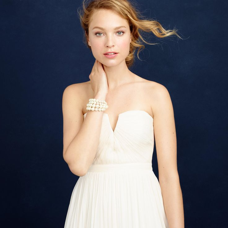 Nadia gown : gowns | J.Crew