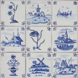 blue delft tile kitchen netherlands | ... tiles from portugal www euromkii com bicesse tiles blue delft dutch