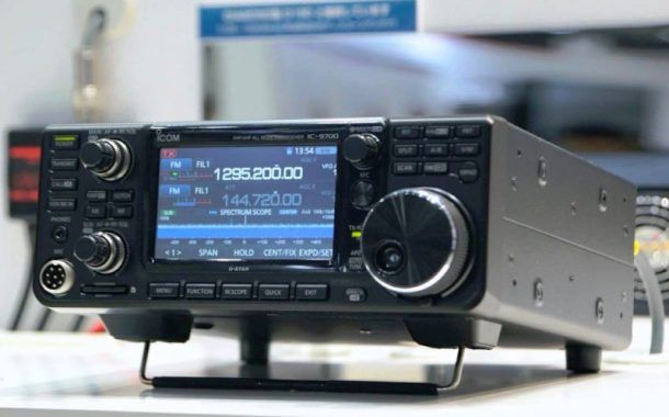 IC-9700 VHF/UHF/23CM All-Mode SDR Transceiver UK Availability and