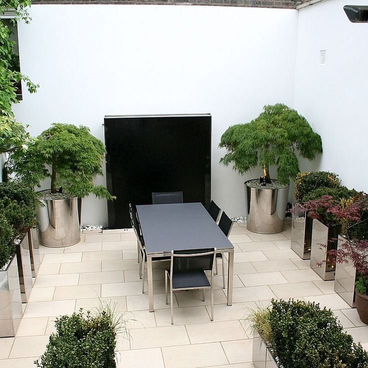 Contemporary Compact Garden Chelsea