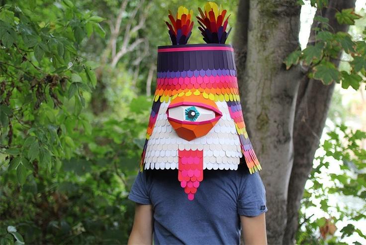 Mister Piñata  by Lobulo (London)