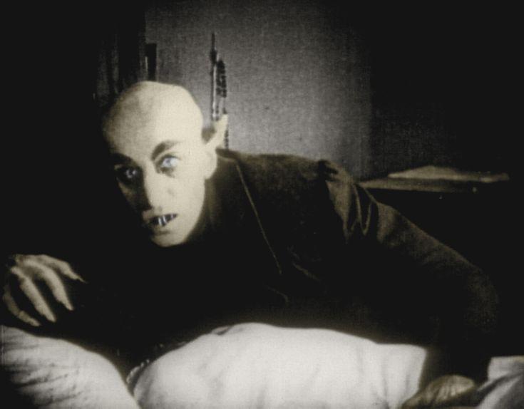 Nosferatu :: dir. F.W. Murnau :: 1922 :: Movie :: Unknown