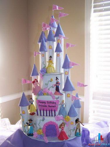 Замки большие и маленькие - Страница 3 - Сладкие торты на детский праздник – какому будет рад маленький проказник? - Форум-Град