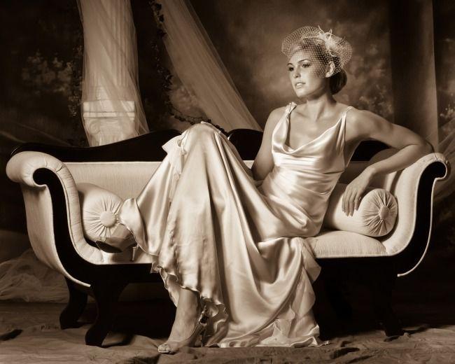The Garnet gown