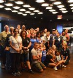 Stadium Club and AT&T Stadium Tours Host Families of Fallen Police Officers During Weekend of Honor