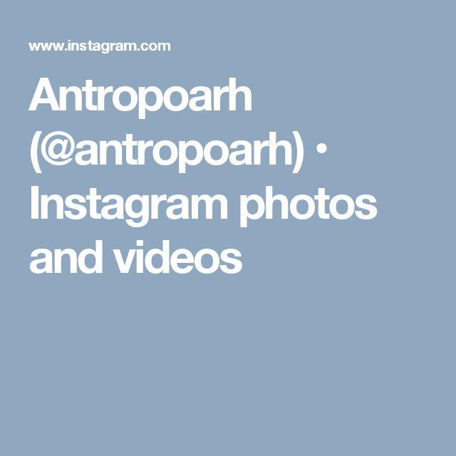 Antropoarh (@antropoarh) • Instagram photos and videos