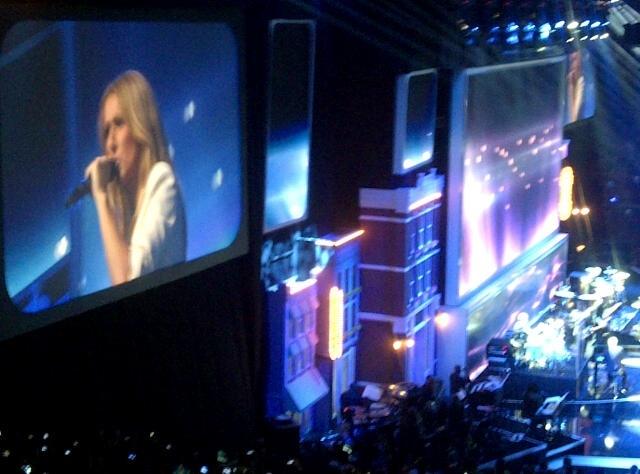Canada's own Celine Dion!: Celine Dion, Rockstar Pin