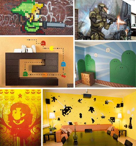 The Highest Scoring Video Game Decorations | WebUrbanist