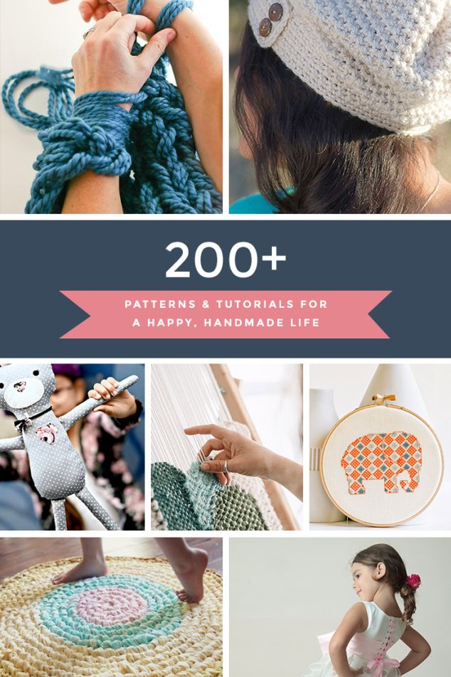 Take advantage of the best deal ever on 200+ projects, patterns, and tutorials for handmade gift ideas in the Handmade with Love Super Bundle! Discount ends Dec. 4, 2017! (affiliate) #handmade #craft