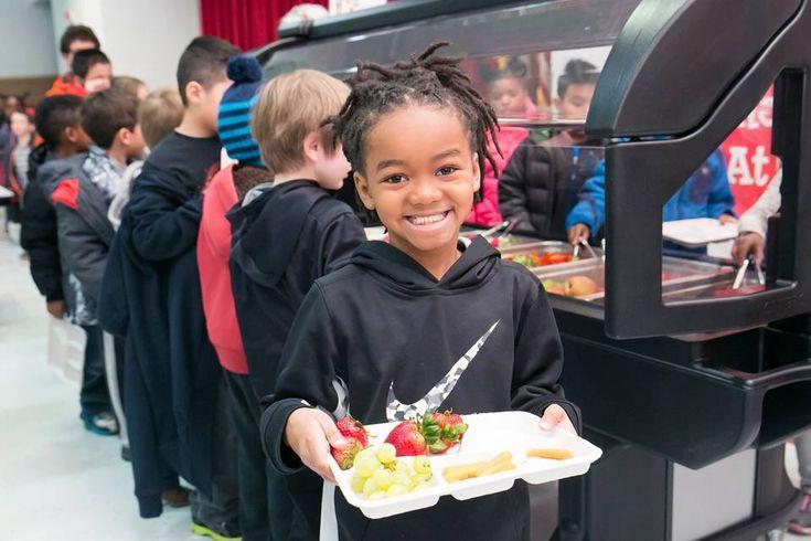 how schools get children to eat their vegetables
