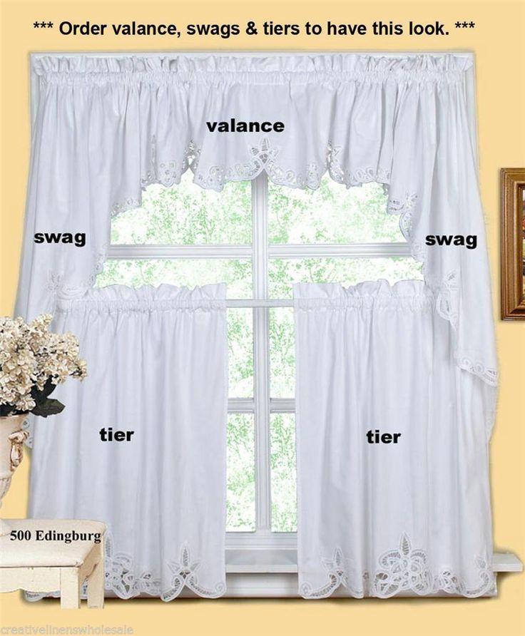 48 best lace curtains images on Pinterest | Curtains, Lace ...