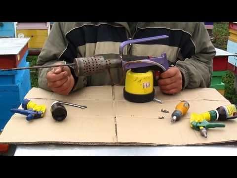 Электрический дымарь Вароджет успешно используется для борьбы с клещом вида Varroa. Благодаря своей эффективной работе дымарь Varrojet имеет большую популярн...