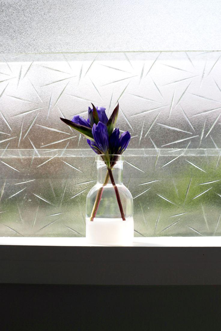 #purple flower love. vase #nest. Styling by Placesandgraces