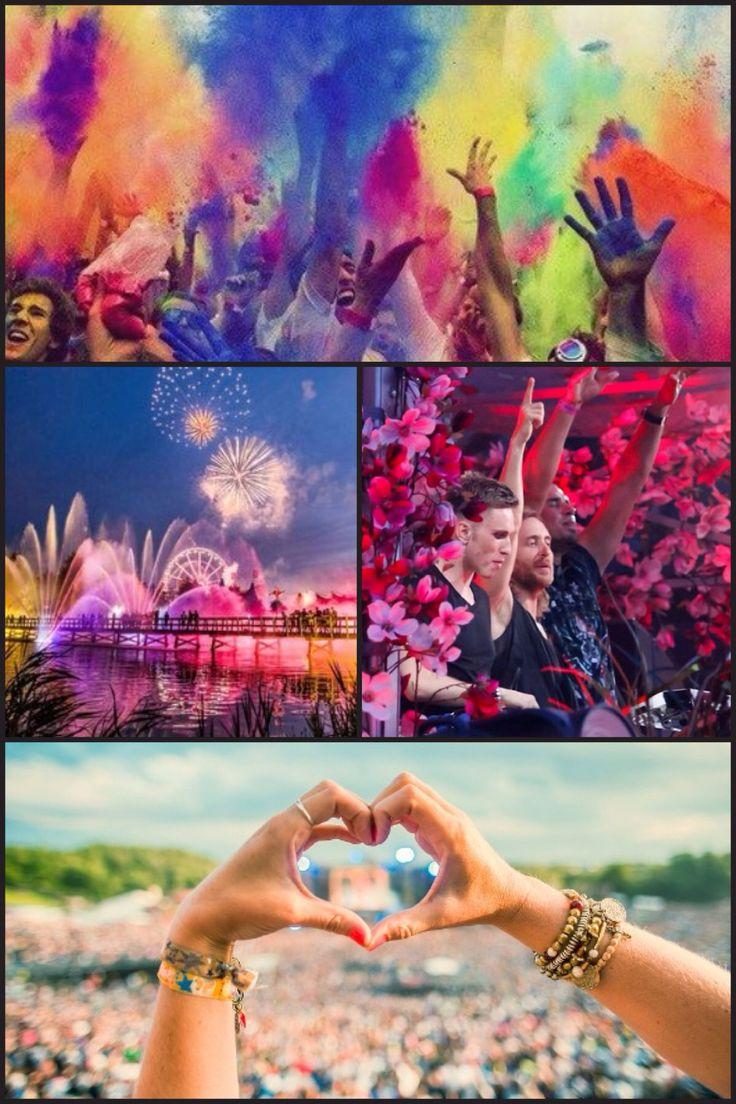 Tomorrowland: Bucket List!