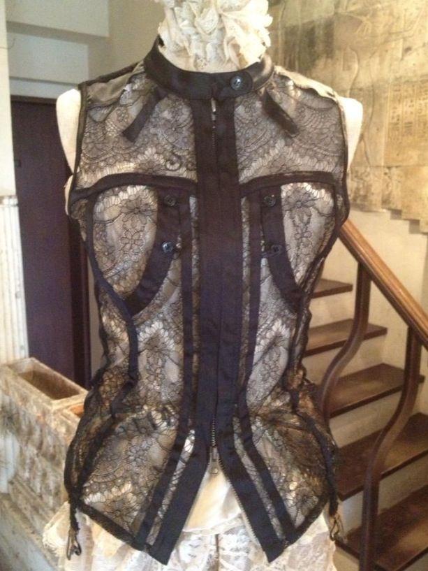 #sharespirit#lace#corset