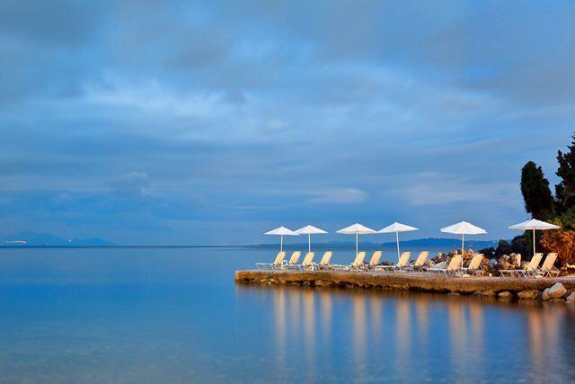 Séjour Corfou Opodo, promo séjour Grèce pas cher au Hôtel Aéolos Beach Mare Blue 3* Sup prix promo séjour Opodo à partir 649,00 € TTC au lieu de 869.00 € 8J/7N All Inclusive