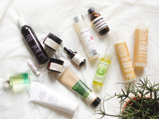 Skincare New In ROSE AND VANILLA BLOG