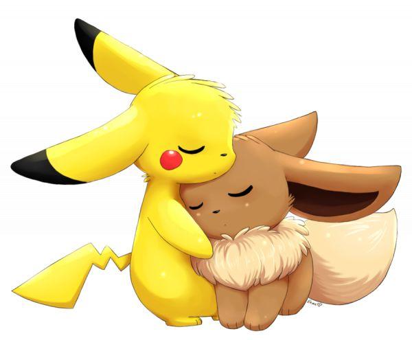fic de Pokemon 1 : toi , moi et nous