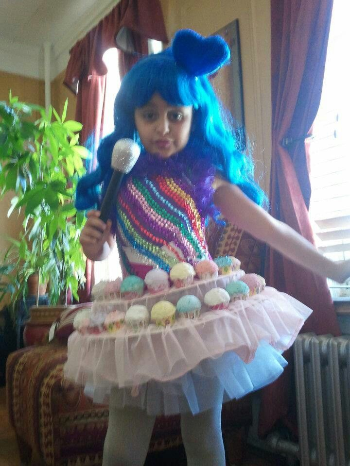 katy perry costume cupcake dress for kids pinterest