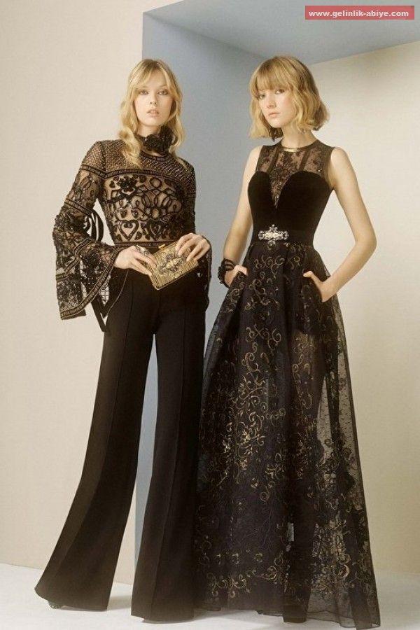 Elie Saab Abiye Elbise Modelleri