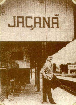 Jaçanã -- Estações Ferroviárias do Estado de São Paulo