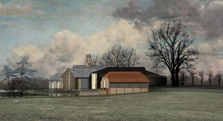New elements embody the vernacular plainness and the sobriety of the existing agricultural buildings