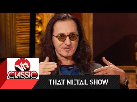 That Metal Show | John Petrucci, Geddy Lee: That After Show | VH1 Classic - YouTube