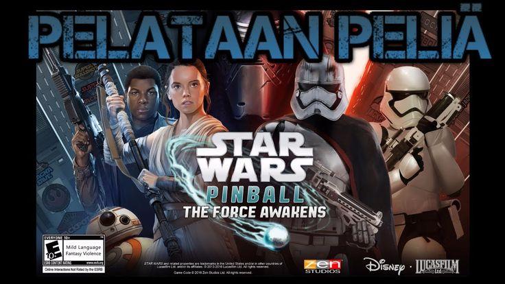 Live keskiviikossa: Pinball FX 2 - Star Wars aiheiset flipperitaulut