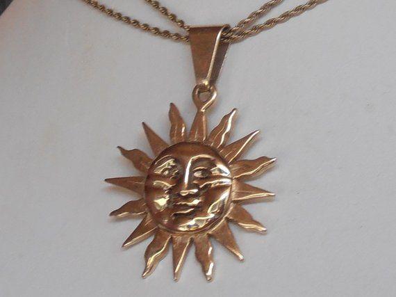 SUN FACE CHOKER 3
