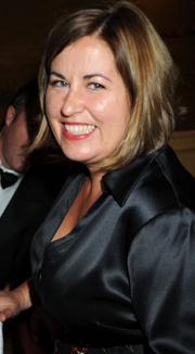 Liza Tarbuck played as Mrs. Barrymore in the Hound of Baskervilles during the year of 2002.