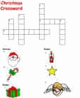 Christmas crossword puzzles and other printables