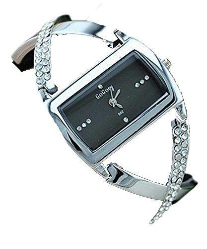 DAYAN Mode Damenkristall analoge Quarz-Armband-Armbanduhr - http://on-line-kaufen.de/dayan-2/dayan-mode-damenkristall-analoge-quarz-armband