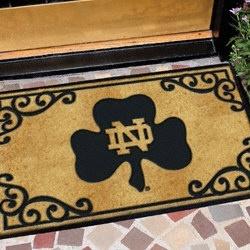 Notre Dame Fighting Irish Door Mat