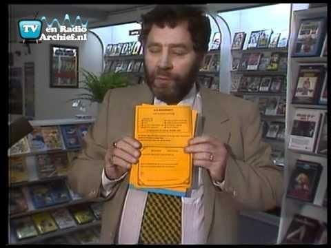Oorlog tussen TV Piraten en Videotheek houders 1984.