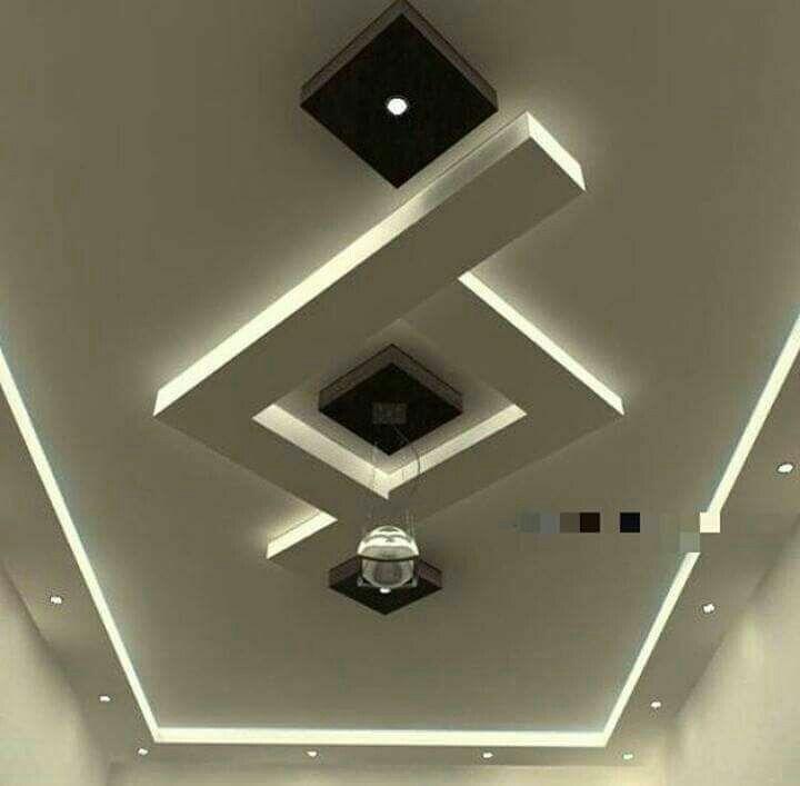 غرفة نوم اطفال يمين Ceiling Design Modern Simple Ceiling Design False Ceiling Design
