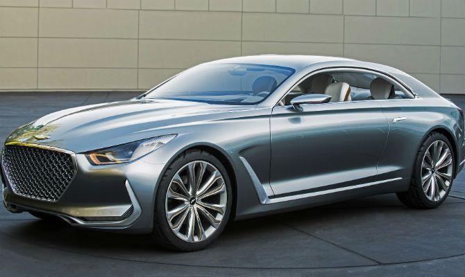 Porta de conceito Hyundai se abre 'sozinha' - carros - Jornal do Carro