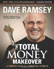 The Total Money Makeover consists of Dave Ramsey Baby Steps to build an emergency fund, get out of debt, invest, and start to gain financial independence.