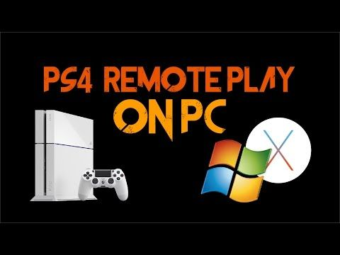 How to Remote Play PS4 on PC/Mac - Playstation 4 Remote Play - http://freetoplaymmorpgs.com/ps4/how-to-remote-play-ps4-on-pcmac-playstation-4-remote-play