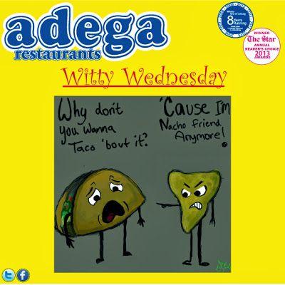 Food humour!