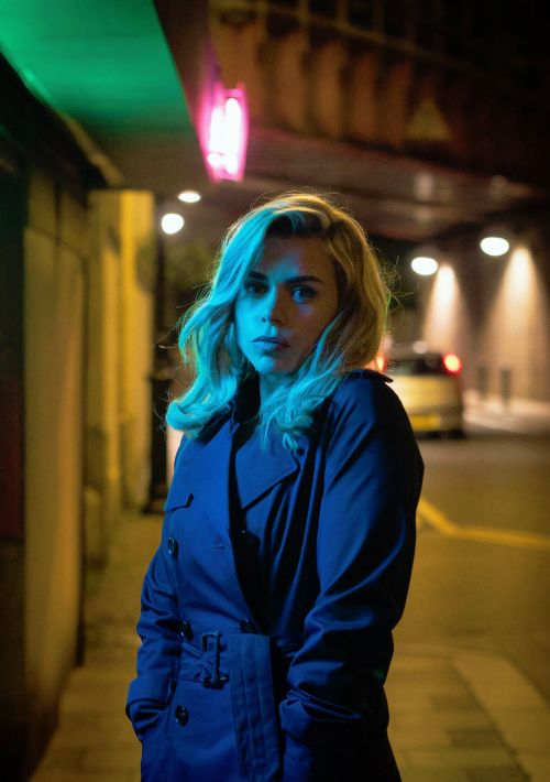 Billie Piper Photos — Billie Piper in a new promo for City of Tiny...