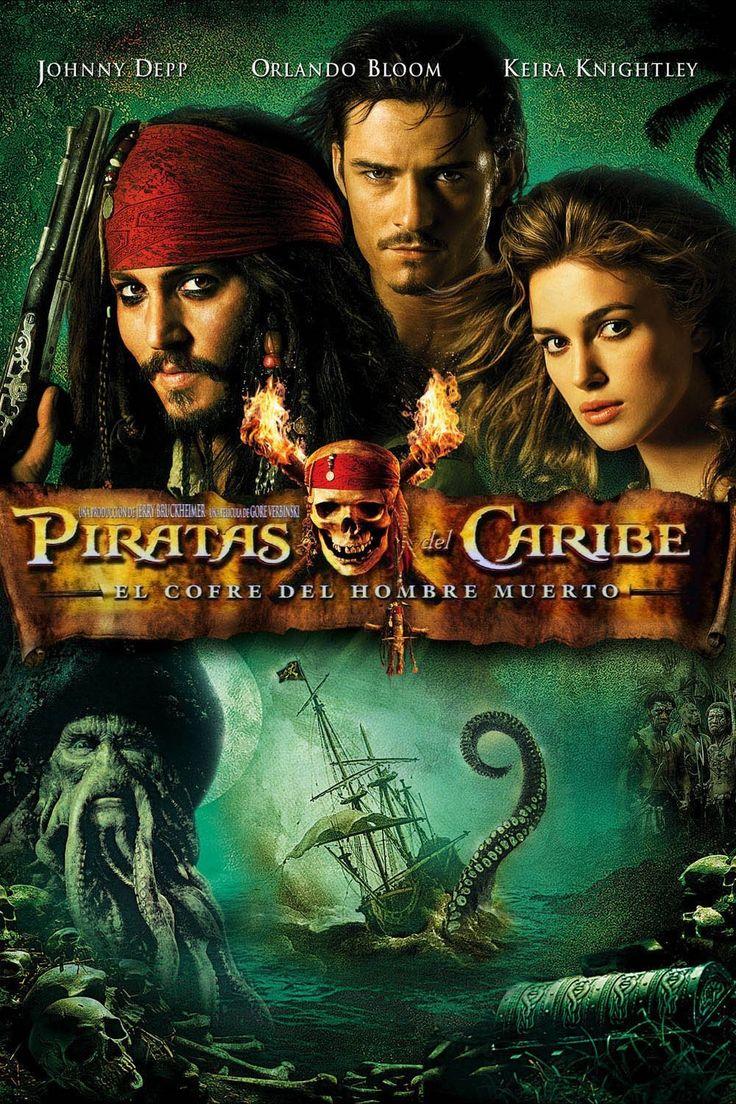 Piratas del Caribe: El cofre del hombre muerto (2006) - Ver Películas Online…