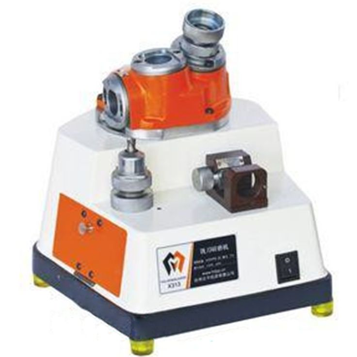 657.00$  Watch now - http://alihe1.worldwells.pw/go.php?t=32748574251 - 220V X-313 End Mill Grinder Grinding Machine 4mm-13mm automatic end milling cutter grinding machine 1pc 657.00$