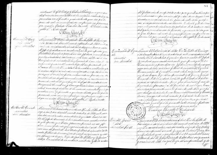 M Luz Cuanás descubierto en Michoacán, México, Registro Civil, Defunciones, 1859-1935