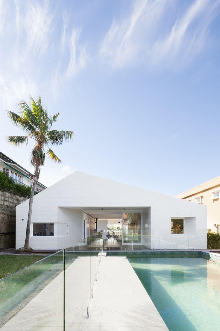 Casa Chapple / Tribe Studio Architects (Mosman NSW, Australia) #architecture
